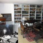 Visita à biblioteca de Eliezer Ben Yehuda, pai do Hebraico Moderno e amante da cultura sefardita – Jerusalém – ISRAEL.