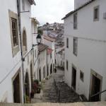 Judiaria (bairro judaico) da cidade medieval de Castelo de Vide – Portugal.