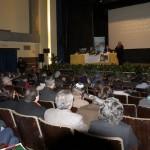 Mais de 400 participantes de vários países estiveram presentes, além de acadêmicos de Portugal, Brasil e de ISRAEL.