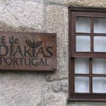 PORTUGAL -PLACA REDE JUDIARIAS
