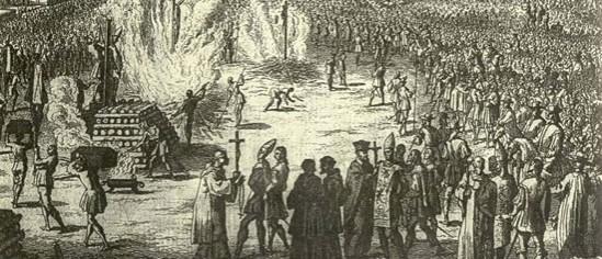 Inquisição Praça